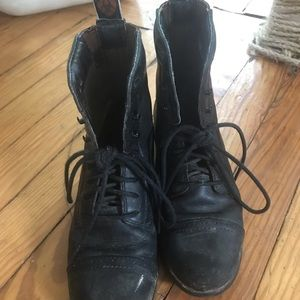 Ariat riding boots -size 13